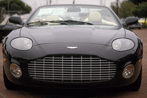 Cars2003 Aston Martin DB AR1 Roadster © 2005 Ron Avery - Image 3846_1430