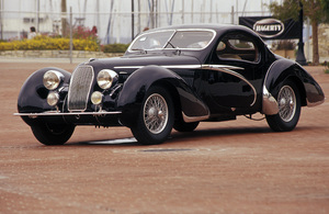 Cars1938 Talbot-Lago T150-C Lago Special Teardrop Coupe © 2005 Ron Avery - Image 3846_1445