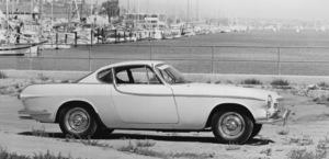 Cars 1963 Volvo P1800 / (Sid