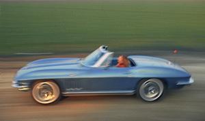 1966 Chevrolet Corvette convertible 1966 © 1978 Sid Avery - Image 3846_1479