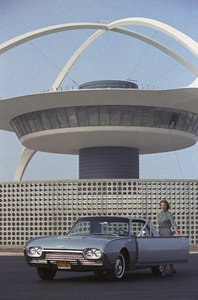 Cars 1962 Ford Thunderbird 1961 © 1978 Sid Avery - Image 3846_1480