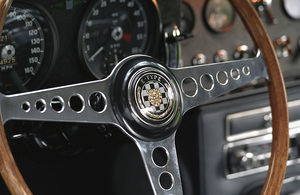 Cars1964 Jaguar 3.8 E-Type2005 © 2005 Ron Avery - Image 3846_1483