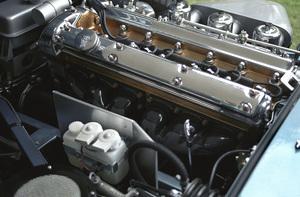 Cars1964 Jaguar 3.8 E-Type2005 © 2005 Ron Avery - Image 3846_1484