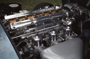 Cars1964 Jaguar 3.8 E-Type © 2005 Ron Avery - Image 3846_1485
