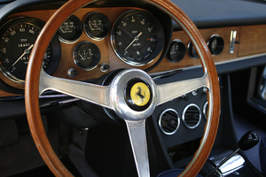 Cars1967 Ferrari 330 GTC2007 © 2007 Ron Avery - Image 3846_1572