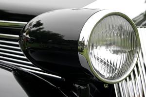 Cars1925 Rolls-Royce Phantom 1Chassie # 94MC Aierodynamic Coupeby Jonchheere2007 © 2007 Ron Avery - Image 3846_1592