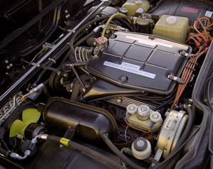 Cars Category1972 Alfa Romeo Montreal (Engine 2.6 liter V8) © 1997 Ron Avery - Image 3846_1637