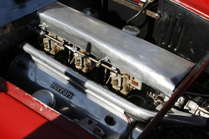 CarsPalm Springs Car Show1947 Ferrari (the first car) © 2008 Ron Avery - Image 3846_1677