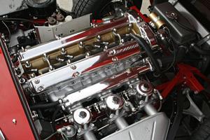Cars 1965 Jaguar E-Type 4.2 Coupe 2009 © 2009 Ron Avery - Image 3846_1797