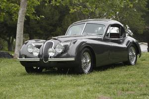 Cars1952 Jaguar XK 120 FHC © 2010 Ron Avery - Image 3846_1800