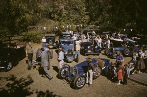 Bugatti picnic1961© 1978 Lou Jacobs Jr. - Image 3846_1942