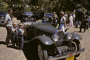 Bugatti picnic1961© 1978 Lou Jacobs Jr. - Image 3846_1944