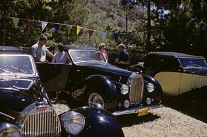 Bugatti picnic1961© 1978 Lou Jacobs Jr. - Image 3846_1945