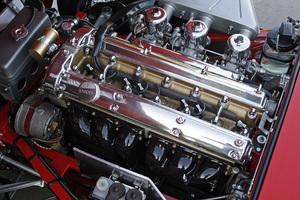 Cars1965 Jaguar 4.2 E-Type2011© 2011 Ron Avery - Image 3846_1956