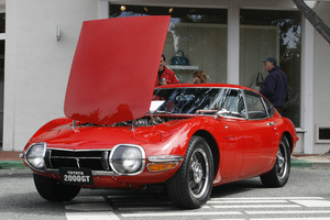 Cars1967 Toyota 2000GT2011© 2011 Ron Avery - Image 3846_2020