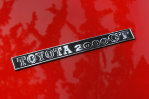 Cars1967 Toyota 2000GT2011© 2011 Ron Avery - Image 3846_2022