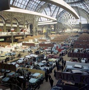 The Paris Motor Show (Paris Salon d