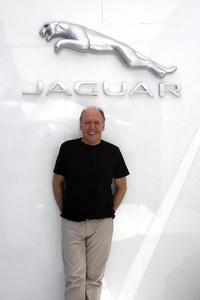 Ian Callum in Pebble Beach, California08-17-2012© 2012 Ron Avery - Image 3846_2062