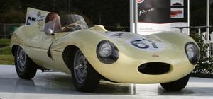 Cars1955 Jaguar D-Type   © 2012 Ron Avery - Image 3846_2075
