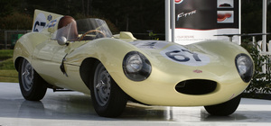 Cars1955 Jaguar D-Type   © 2012 Ron Avery - Image 3846_2075