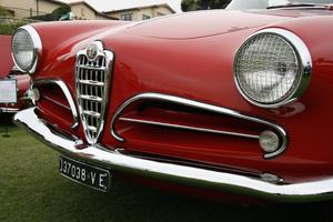 Cars1956 Alfa Romeo 1900 CCS2012© 2012 Ron Avery - Image 3846_2143