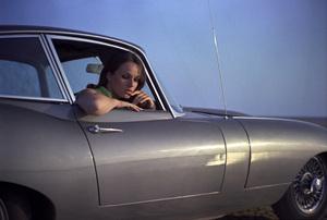 Cars 1963 3.8 Jaguar E-Type series 1 (Sid