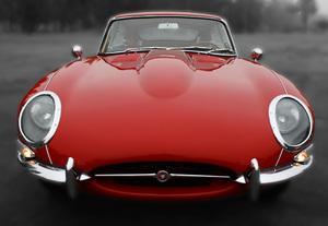 Cars 1965 Jaguar E-Type 4.2 Coupe 2013 © 2013 Ron Avery - Image 3846_2153