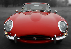 Cars 1965 Jaguar E-Type 4.2 Coupe 2013 © 2013 Ron Avery - Image 3846_2153