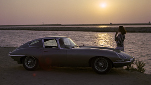 Cars1963 3.8 Jaguar E-Type series 1 (Sid