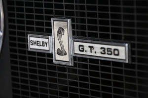 Cars1967 Ford Shelby GT 350 Mustang© 2016 Ron Avery - Image 3846_2188