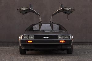 Cars1982 DeLorean DMC-12© 2019 Ron Avery - Image 3846_2281