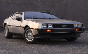 Cars1982 DeLorean DMC-12© 2019 Ron Avery - Image 3846_2282