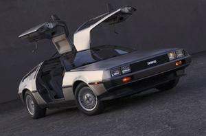 Cars1982 DeLorean DMC-12© 2019 Ron Avery - Image 3846_2284