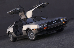 Cars1982 DeLorean DMC-12© 2019 Ron Avery - Image 3846_2284
