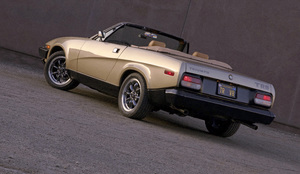 Cars 1980 Triumph TR 8© 2019 Ron Avery - Image 3846_2309