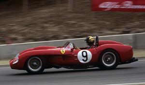 Cars1957 Ferrari 250 Testarossa, Laguna Seca, CA© 1991 Ron Avery - Image 3846_2316