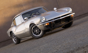 Cars 1972 Triumph GT6© 2019 Ron Avery - Image 3846_2318