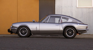Cars 1972 Triumph GT6© 2019 Ron Avery - Image 3846_2319