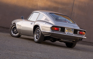 Cars 1972 Triumph GT6© 2019 Ron Avery - Image 3846_2320
