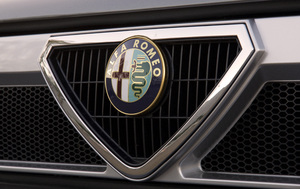 Cars 1988 Alfa Romeo Milano Verde© 2020 Ron Avery - Image 3846_3004