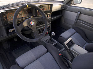 Cars 1988 Alfa Romeo Milano Verde© 2020 Ron Avery - Image 3846_3005