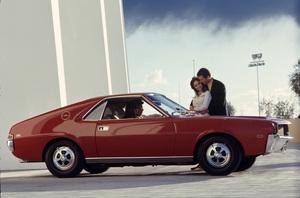 Cars (1968 American Motors Corporation (AMC) AMX)1967© 1978 Mario Casilli - Image 3846_3014