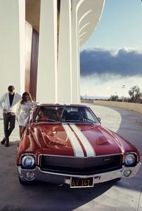 Cars (1968 American Motors Corporation (AMC) AMX)1967© 1978 Mario Casilli - Image 3846_3016