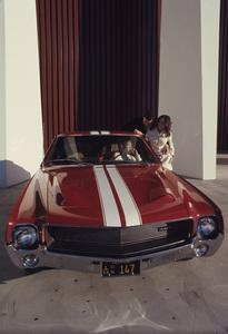 Cars (1968 American Motors Corporation (AMC) AMX)1967© 1978 Mario Casilli - Image 3846_3018