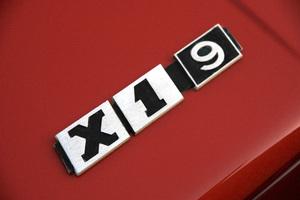 Cars (1976 Fiat X1/9)2021© 2021 Ron Avery - Image 3846_3020