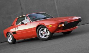 Cars (1976 Fiat X1/9)2021© 2021 Ron Avery - Image 3846_3022