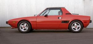 Cars (1976 Fiat X1/9)2021© 2021 Ron Avery - Image 3846_3024