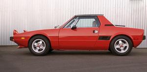 Cars (1976 Fiat X1/9)2021© 2021 Ron Avery - Image 3846_3025
