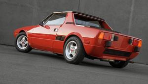 Cars (1976 Fiat X1/9)2021© 2021 Ron Avery - Image 3846_3026
