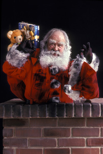 """Christmas Category""Santa Claus1977 © 1978 Sid Avery - Image 3848_0066"